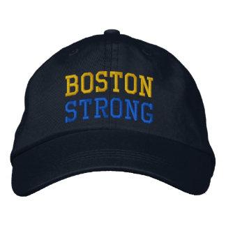 Boston fuerte gorras bordadas