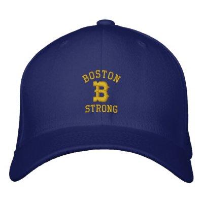 Boston fuerte gorra de béisbol
