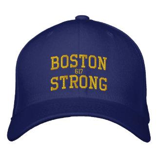 Boston fuerte gorra de beisbol