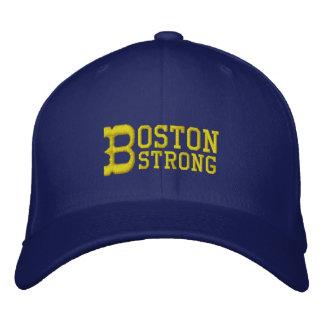 Boston fuerte gorro bordado