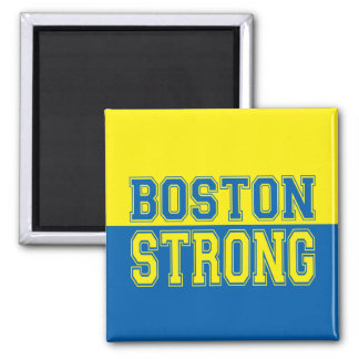 Boston fuerte imán de nevera