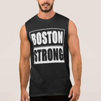BOSTON FUERTE CAMISETA SIN MANGAS
