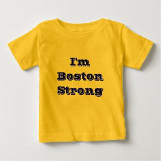 Boston fuerte remera