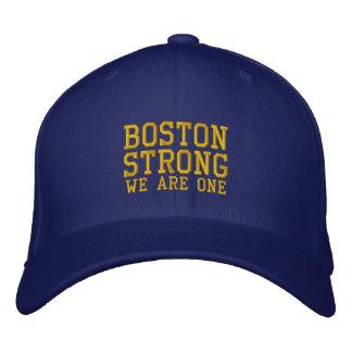 Boston fuerte somos un casquillo bordado gorras de béisbol bordadas
