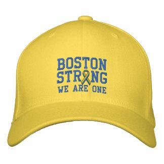 Boston fuerte SOMOS UNA edición de la cinta Gorra De Béisbol