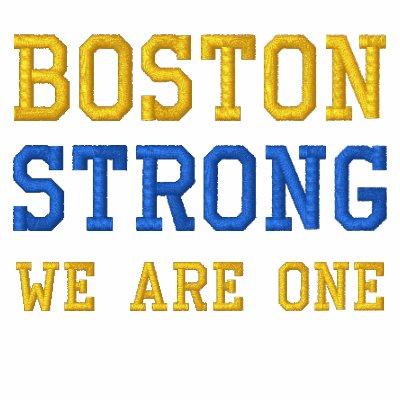 Boston fuerte SOMOS UNA edición de la cinta Polo