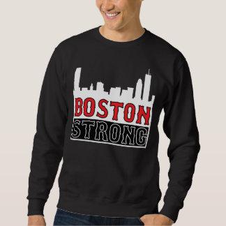 Boston fuerte sudaderas encapuchadas