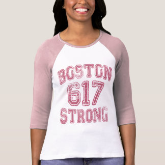 Boston fuerte t shirt