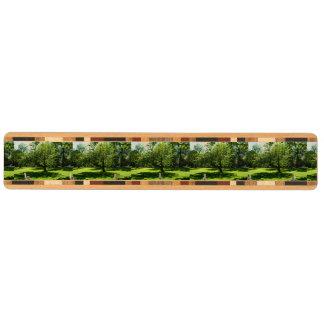 Boston Garden Maple Key Rack