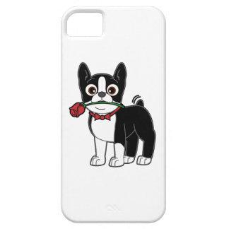 Boston Gentleman iPhone 5 Cases