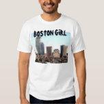 BOSTON GIRL T SHIRT