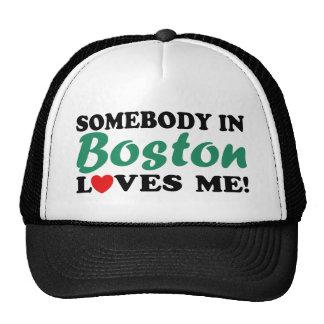 Boston Gorras De Camionero
