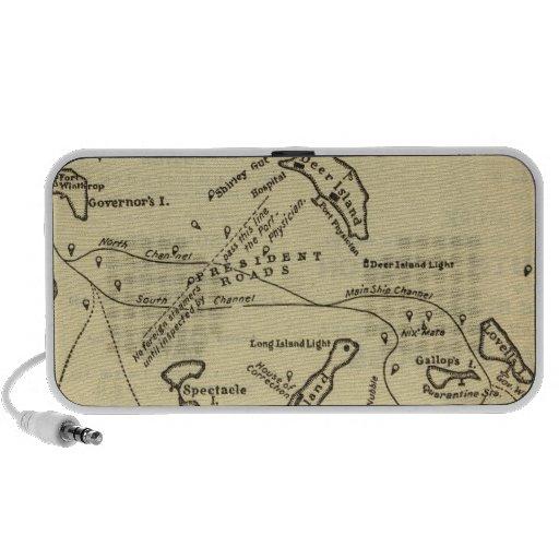 Boston Harbor 2 Portable Speaker