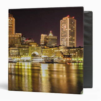 Boston Harbor 3 Ring Binder