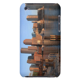 Boston Harbor and skyline.  Boston is one of the 3 iPod Case-Mate Case