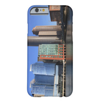 Boston Harbor and skyline.  Boston is one of the 4 Barely There iPhone 6 Case