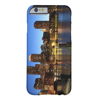 Boston Harbor and skyline.  Boston is one of the 7 Barely There iPhone 6 Case