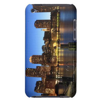 Boston Harbor and skyline.  Boston is one of the 7 Barely There iPod Cover