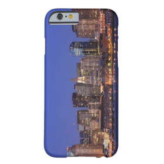 Boston Harbor and skyline.  Boston is one of the 9 Barely There iPhone 6 Case