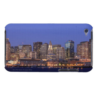 Boston Harbor and skyline.  Boston is one of the 9 Barely There iPod Cover