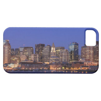 Boston Harbor and skyline.  Boston is one of the 9 iPhone SE/5/5s Case