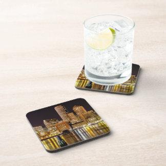Boston Harbor Beverage Coaster