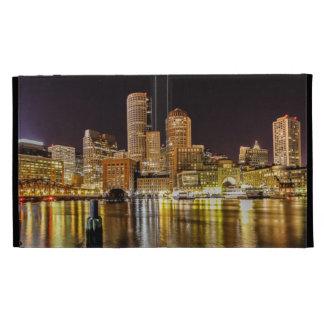 Boston Harbor iPad Folio Case