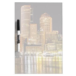 Boston Harbor Dry-Erase Board