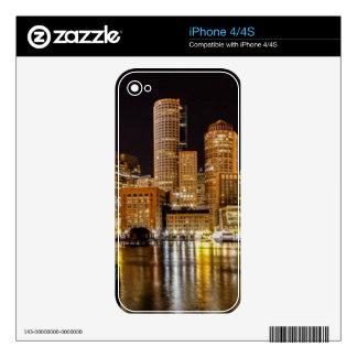 Boston Harbor iPhone 4S Decals