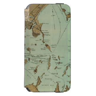 Boston Harbor iPhone 6/6s Wallet Case