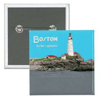 Boston Harbor Lighthouse Pin