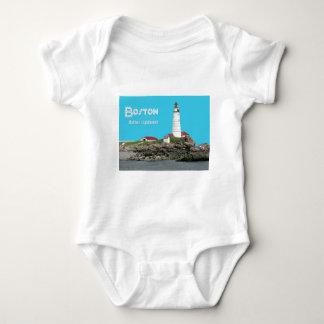 Boston Harbor Lighthouse Shirt