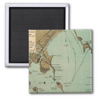 Boston Harbor Magnet