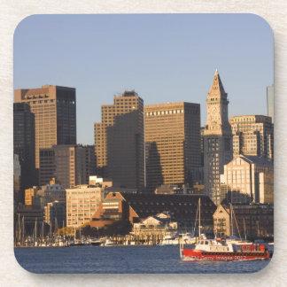 Boston Harbor, Massachusetts Coasters