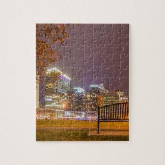 Boston harbor massachusetts jigsaw puzzle