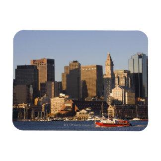 Boston Harbor, Massachusetts Magnet