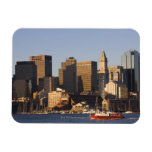 Boston Harbor, Massachusetts Rectangular Magnets