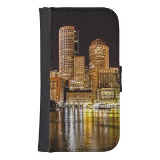 Boston Harbor Phone Wallet