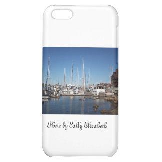 Boston harbor photo case iPhone 5C cover