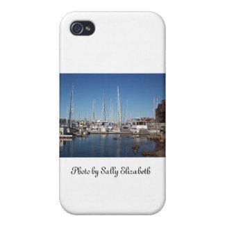 Boston harbor photo case iPhone 4/4S covers