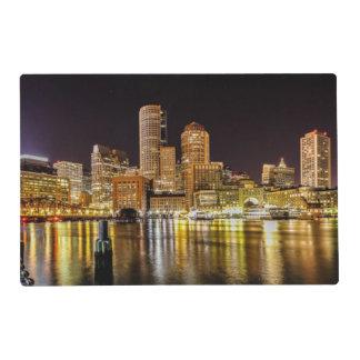 Boston Harbor Placemat