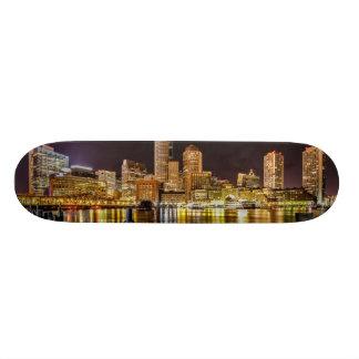 Boston Harbor Skateboard Deck