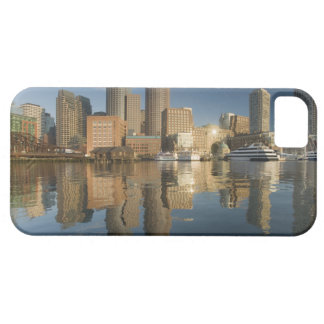 Boston Harbor viewed from Ft Poi iPhone SE/5/5s Case