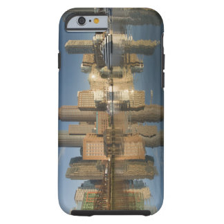 Boston Harbor viewed from Ft Poi Tough iPhone 6 Case