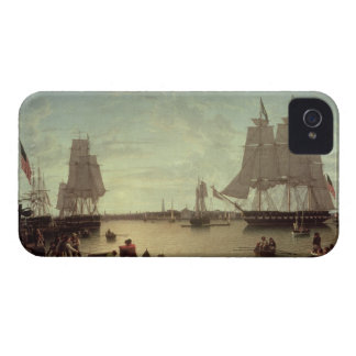 Boston Harbour from Constitution Wharf Case-Mate iPhone 4 Case