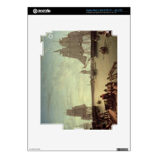 Boston Harbour from Constitution Wharf iPad 3 Skins