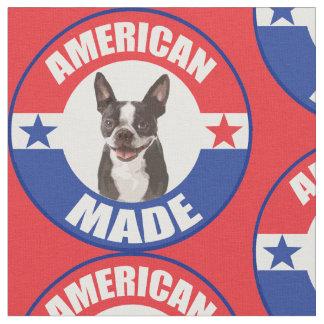 Boston hecha americana Terrier Telas