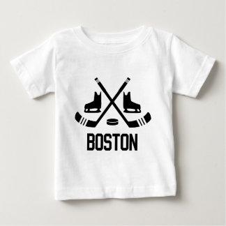 Boston Hockey Baby T-Shirt