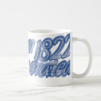 Boston Incorporated 1822 Coffee Mug