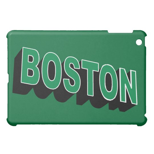Boston iPad Case